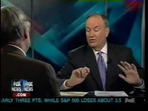 Richard Dawkins schools Bill O'Reilly. Not that it's a very difficult task.