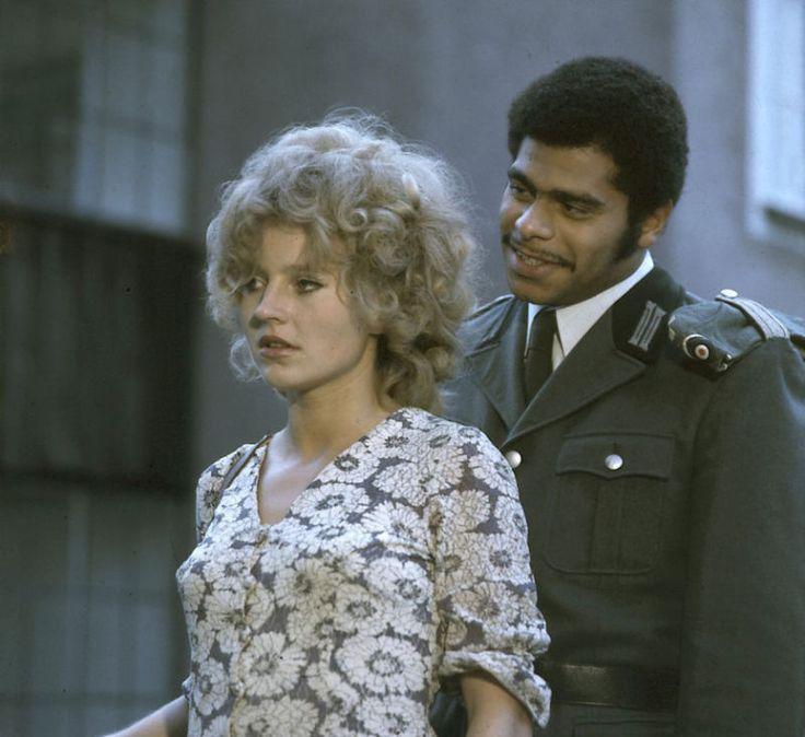 Hanna Schygulla and Günther Kaufmann  HANNA SCHYGULLA - TANGO FILMS Rainer Werner Fassbinder Antitheater de Múnich By Adolfo Vásquez Rocca