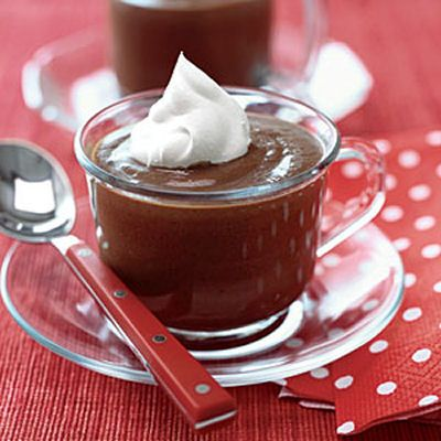 Chocolate Mint Pudding | Cakes, Pies, and Puddings | Pinterest