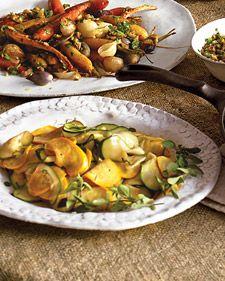 Warm Summer Squash Salad | Recipe | Summer Squash Salad, Squash Salad ...