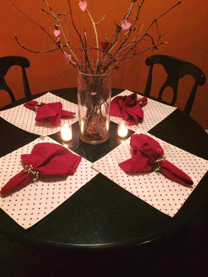 Valentines Day Dinner Table Centerpieces Most Inexpensive Dinner Table Layout. Most Inexpensive Dinner Table Layout  Romantic ...