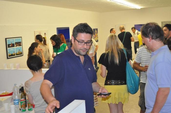 Collettiva STATEMENTS 2012 a cura di Ivan Quaroni, dal 22 al 30 Giugno 2012, Circoloquadro, MILANO