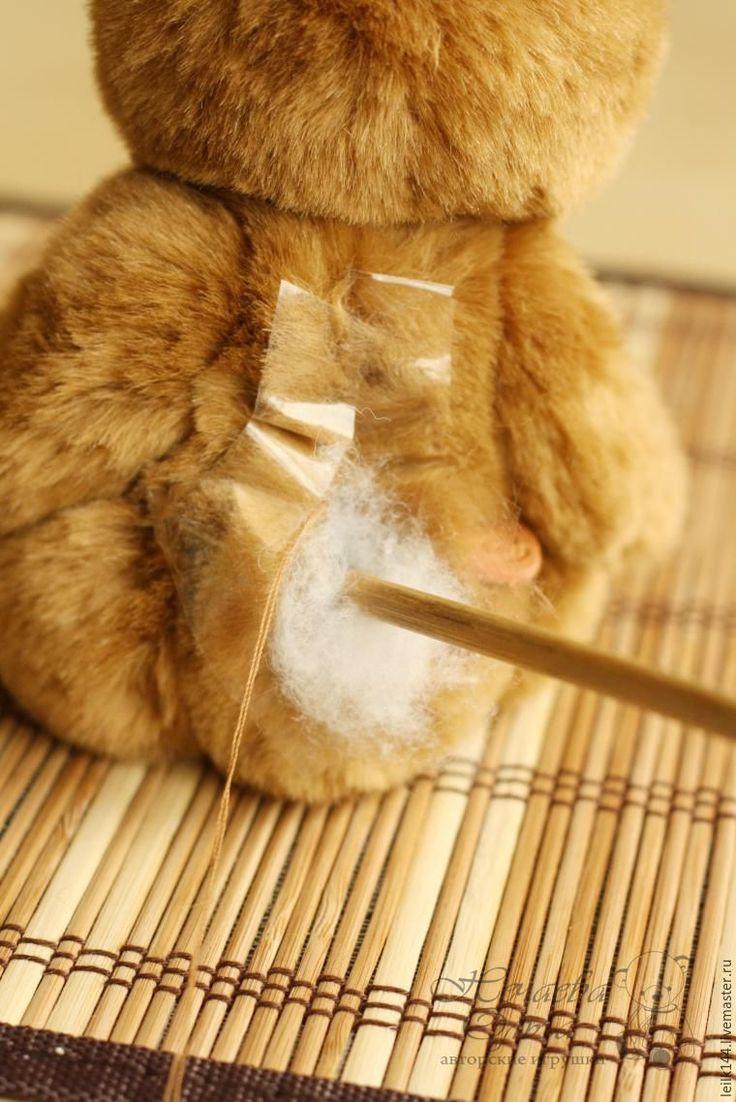 Удобный способ работы с длинноворсовым мехом - Ярмарка Мастеров - ручная работа, handmade