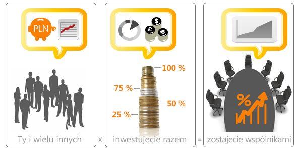 infographic investing process on http://crowdangels.pl Infografika procesu inwestycyjnego crowdfunding udziałowy - finansowanie społecznościowe - na http://crowdangels.pl