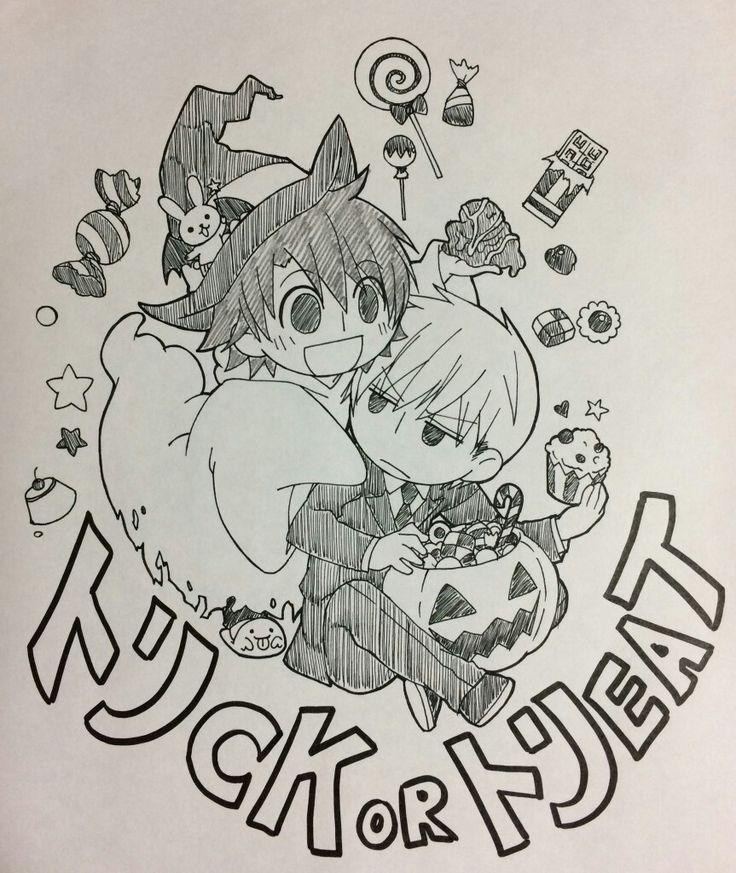 Sekaiichi Hatsukoi  By: @yukarikoume   Alice :3