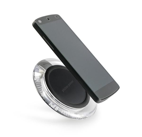 LOGiiX Piston Power Qi Wireless Charger for Android phone. #tech #android #charger #PistonPower