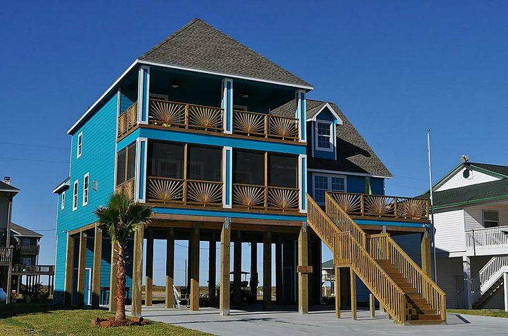 Vacation Homes For Rent In Galveston Texas
