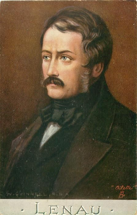 Nikolaus Lenau ~ C.W. Quinnell