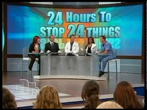 "Facial Magic Exercises on The Doctors TV  http://www.CynthiaRowland.com Facial Fitness Expert and Author of ""The Magic of Facial Exercises,"" Cynthia Rowland, demonstrates how facial exercises can take years off your appearance. #facialexercise #facialmagic"