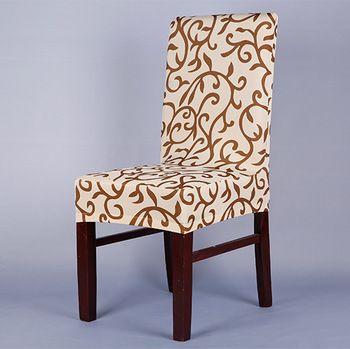 Spandex 23 cores estiramento cadeira de jantar restaurante lavável para casamentos banquete Folding Hotel decoração