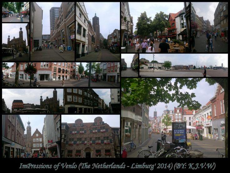 My impressions of Venlo in 2014.
