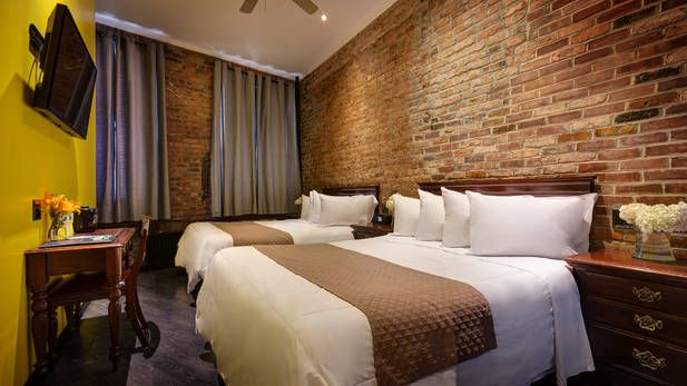 Cheap hotels in NYC including discount hotel rooms and deals