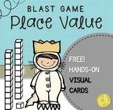 Place Value FREE Math Blast Game