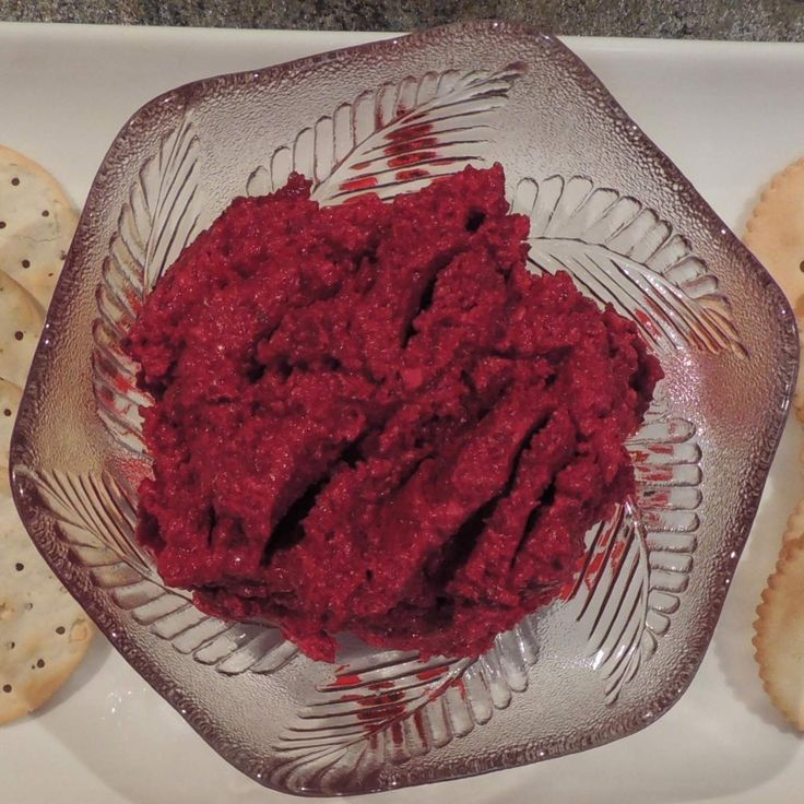 Recipe Beetroot & Feta Dip by Angel628 - Recipe of category Sauces, dips & spreads