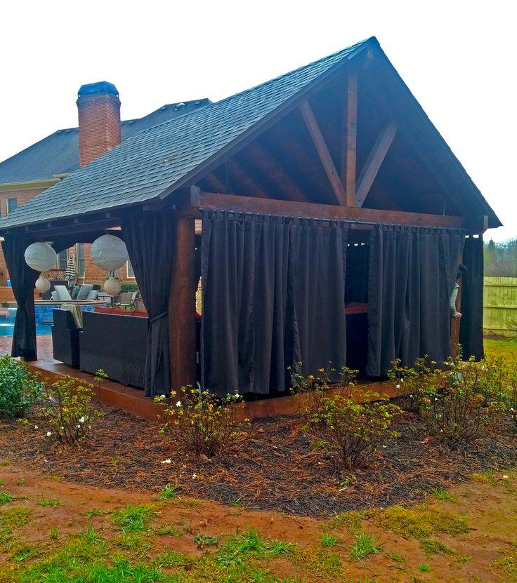 79 Best Images About Backyard Pavilion On Pinterest