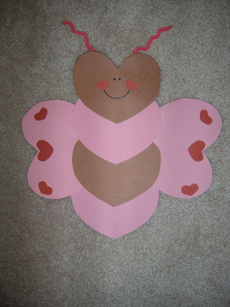 18 Cute & Easy Kids Valentine's Day Crafts. The Weekly Round Up - Titicrafty by Camila