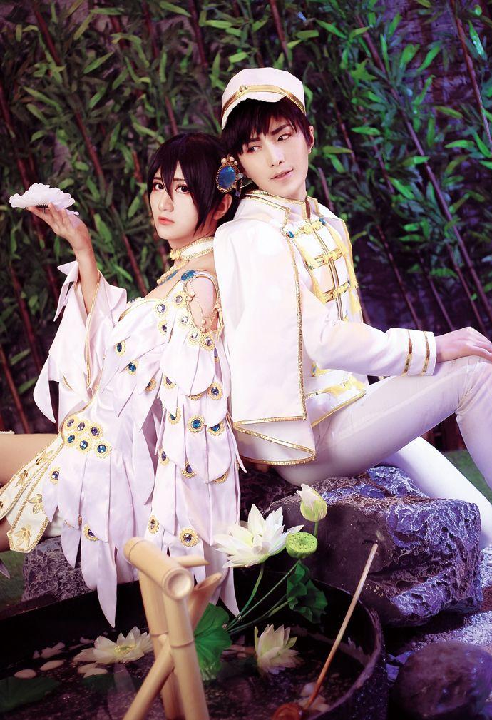 Bánh bao và HANA (包子 & HANA) Shiro Yoshiwara Cosplay Photo - WorldCosplay