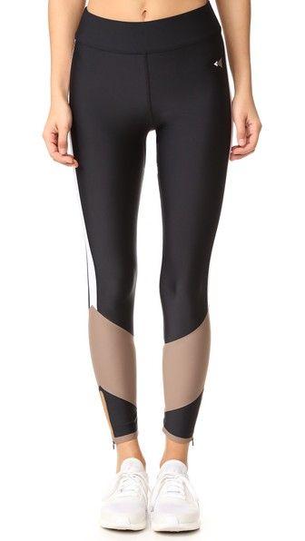 LAAIN Lydia Curve Mesh Leggings. #laain #cloth #dress #top #shirt #sweater #skirt #beachwear #activewear