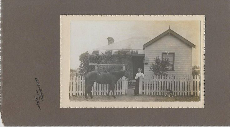 Unknown House