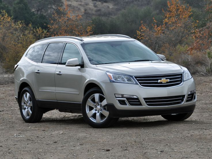 The 2014 Chevy Traverse