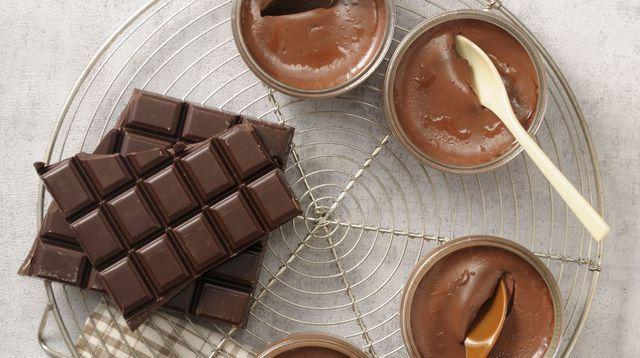Nos meilleures recettes au chocolat