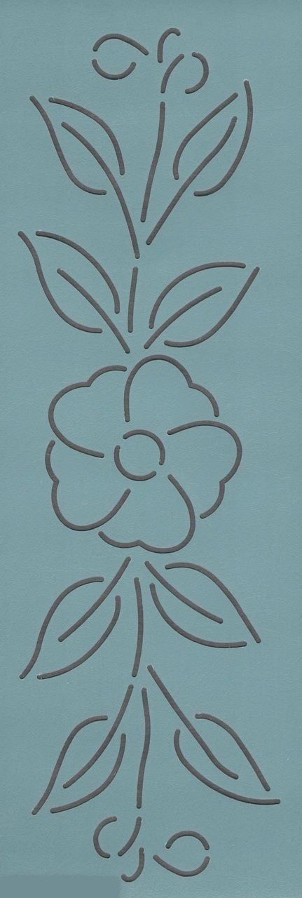 Vine Quilting Stencils : 17 Best images about Coloring - Flower/Plants/Trees on Pinterest Embroidery designs, Digital ...