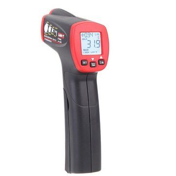 UNI-T UT300C -18-400℃ Digital Non Contact IR Laser Thermostat Termometro Thermometer Temperature Meter