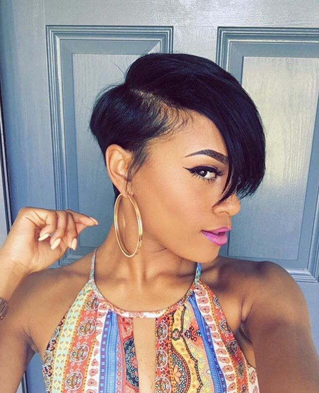 Stupendous 1000 Ideas About Short Relaxed Hairstyles On Pinterest Black Hairstyles For Women Draintrainus