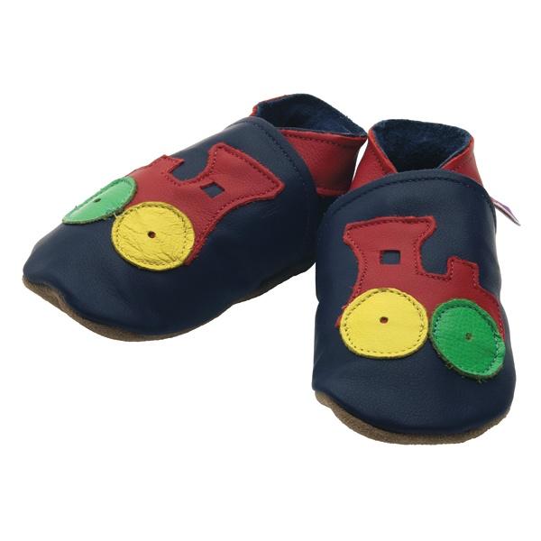choo choo soft shoes by starchild