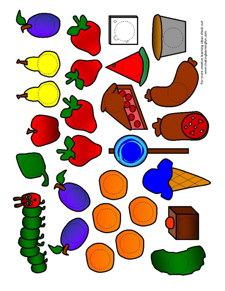 very hungry caterpillar templates free - the very hungry caterpillar board game eric carle book