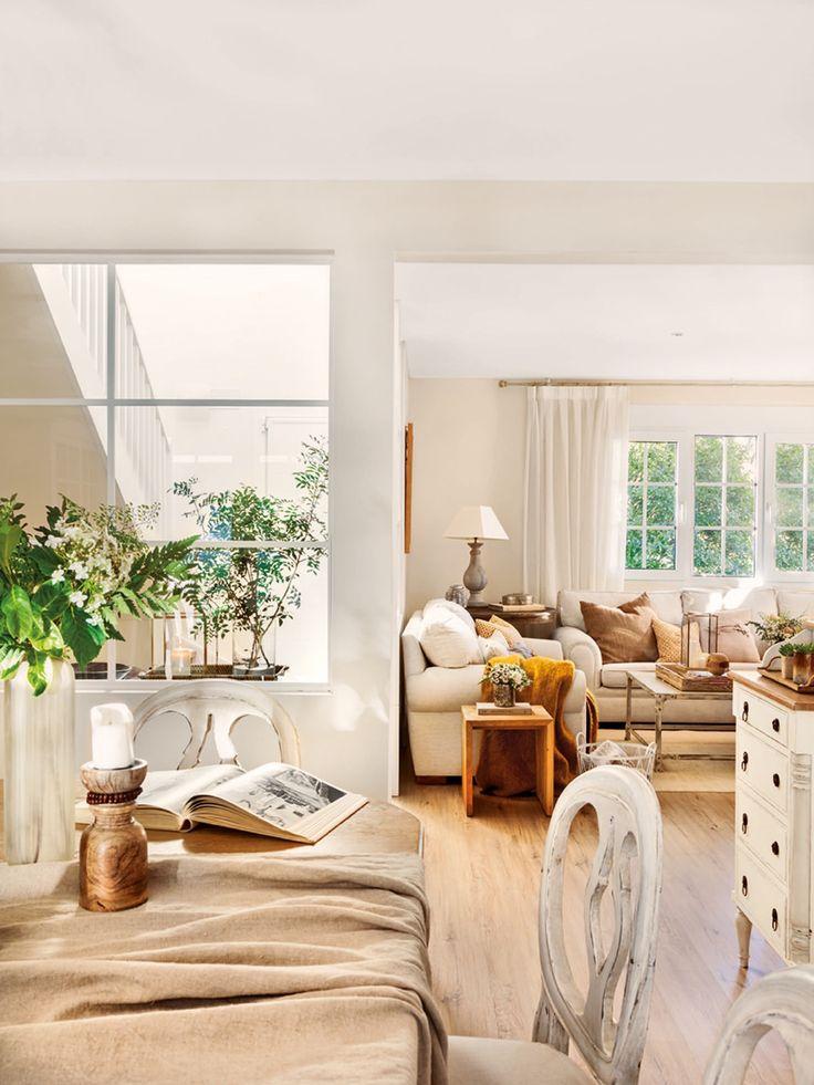 M s de 25 ideas incre bles sobre ventanas de hierro en - Casa country style ...