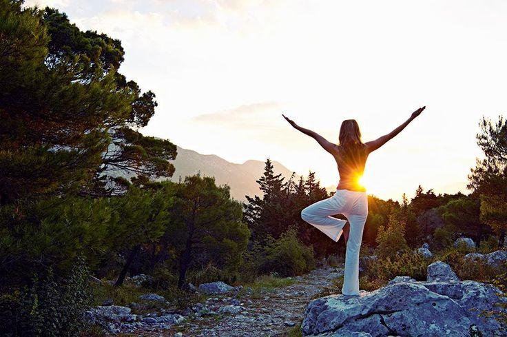 Les huiles essentielles du yoga