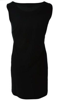 Dress or long top, black, €69