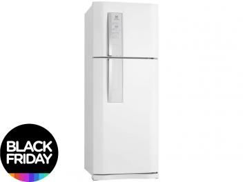 Geladeira/Refrigerador Electrolux Frost Free - Duplex 427L Painel Touch DF5111006 Branco