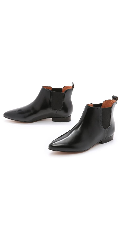 Madewell The Nico Shiny Boots   SHOPBOP