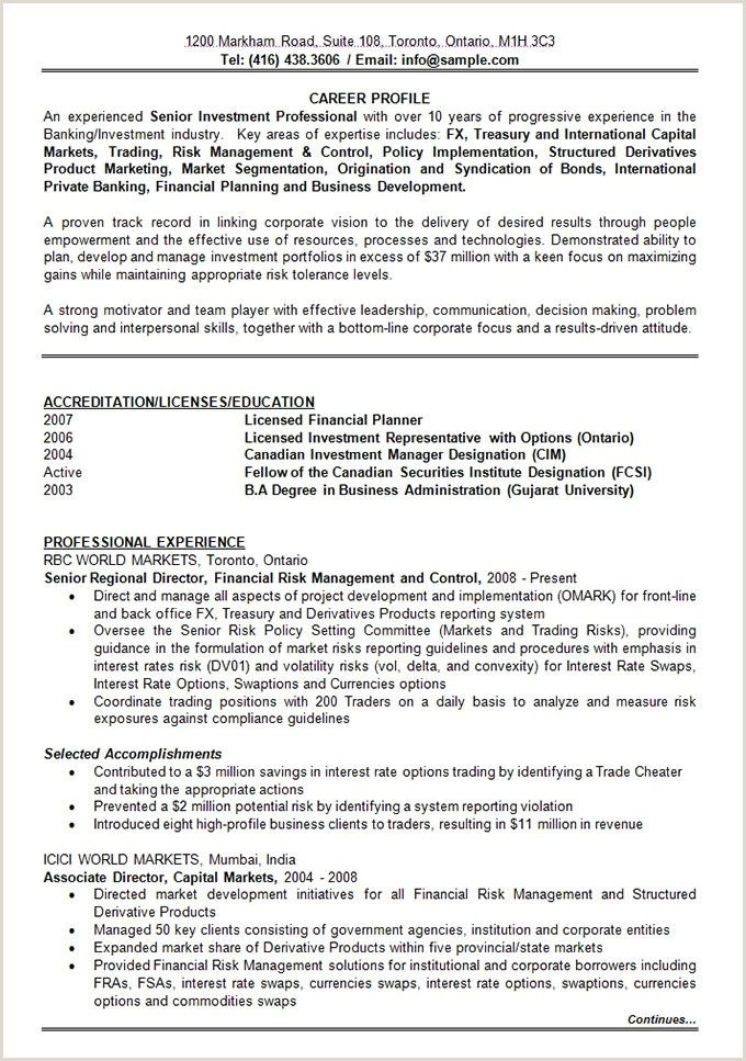 Cv Format Clinical Research Professional Job Resume Samples Resume Format Best Resume Format