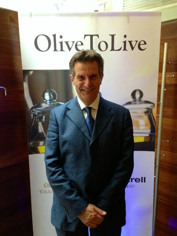 Presentación Olivetolive en Taberna Gourmet 7-06-2013