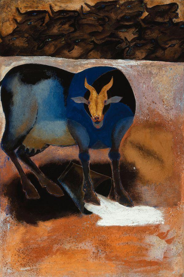 What Makes Francisco Toledo El Maestro Arts Culture Smithsonian Obras De Arte Famosas Pinturas Abstractas Arte Famoso