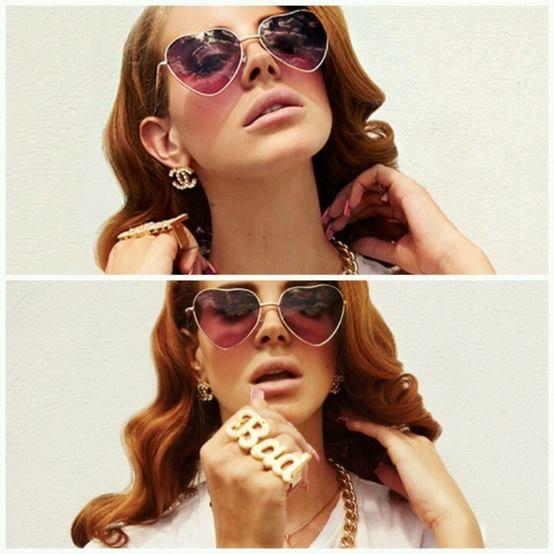#LanaDelRay #sunglasses #eyewear #fashion #style #celebrity
