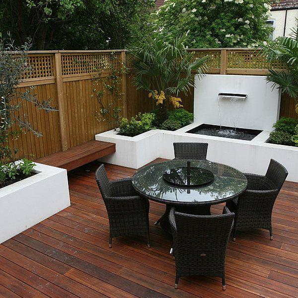 Small Garden Wimbledon