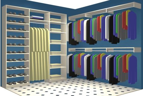 How to Design & Maximize Storage Space in Closet