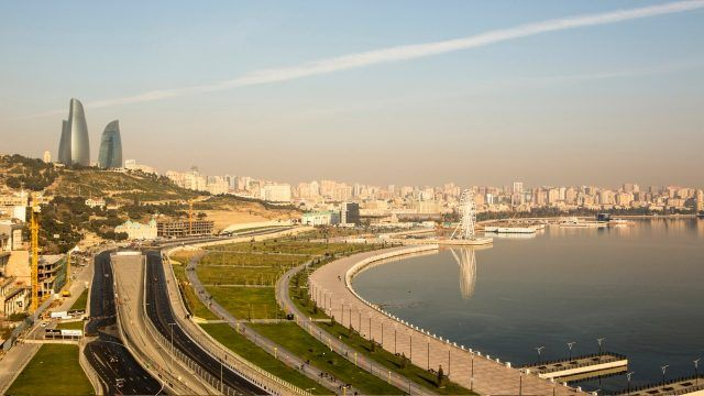 A preview of Baku, Azerbaijan, host of the 2016 Formula 1 Grand Prix of Europe. © Sutton Motorsport Images
