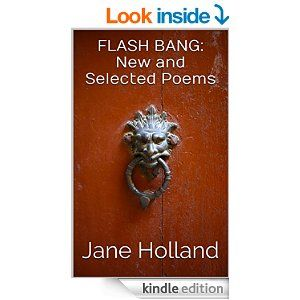 """My very groovy own """"Flash Bang: New and Selected Poems"""" - twenty years in the making!"""
