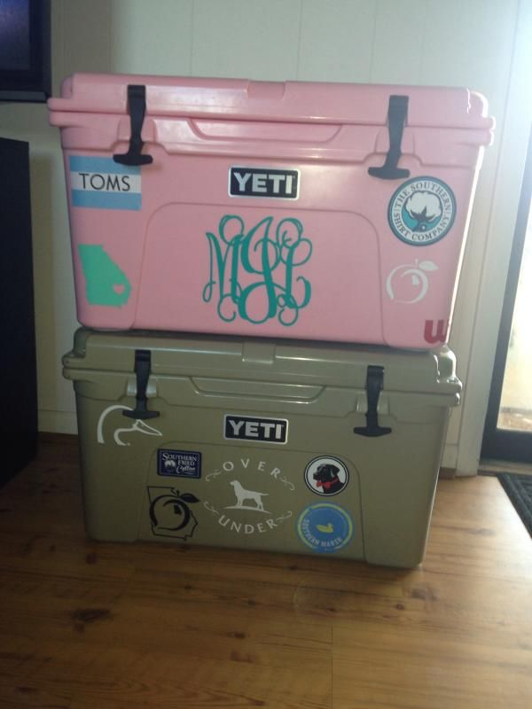 Shop limited edition pink yeti coolers in roadie tundra and tundra 50 sizes
