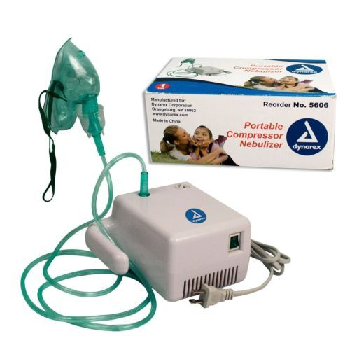 Inhalers and Nebulizers: Compact Portable Compressor Nebulizer With 5 Filter Plus Disposable Neb Kit -> BUY IT NOW ONLY: $30.99 on eBay!