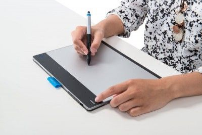 Mesa Digitalizadora Wacom Intuos Pen and Touch Medium Tablet CTH680 #Wacom#Mesa Digitalizadora