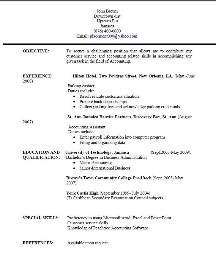 resume templates jamaica jamaica resume resumetemplates