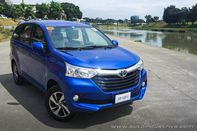 2015 Toyota Avanza 1.5L G AT