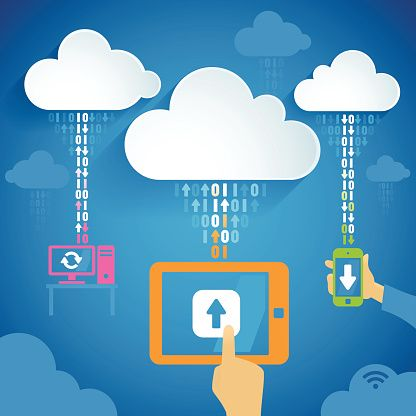 Find out the advantages of having the #ERP solution hosted on #CloudServer.