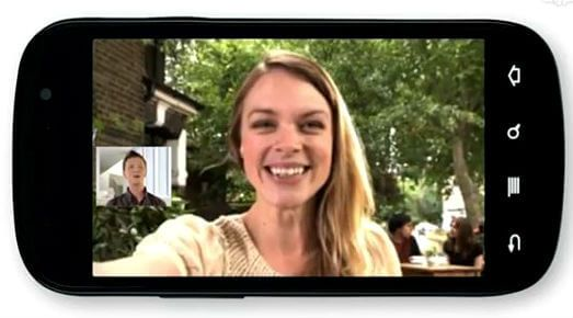 facetime app for android